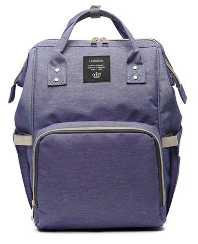 голубой рюкзак