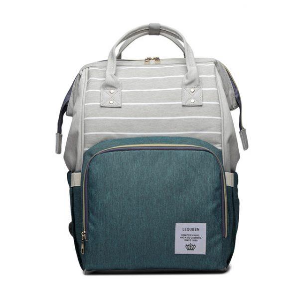 Серо-зеленый рюкзак
