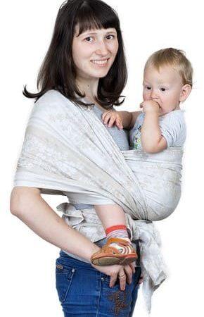 sling-sharf gerba seriy