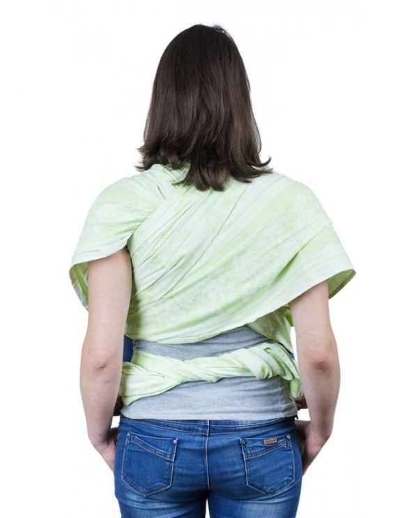 sling-sharf gerba zeleniy 5