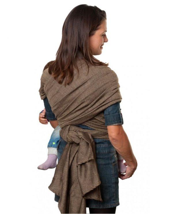 sling-sharf korichneviy 2