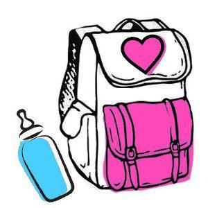 Рюкзаки для мам